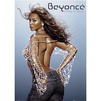 BEYONCE POSTER - HOT SEXY CRAZY IN LOVE - NEW 24X36