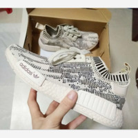"""Women """"Adidas"""" NMD Boots Casual Sports Shoes Beige"""