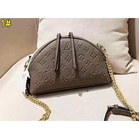 Louis Vuitton LV Fashion Women Leather Purse Shoulder Bag Crossbody Satchel 1#