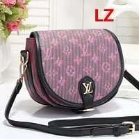 Women Fashion Leather Crossbody Satchel Shoulder Bag