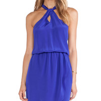 Rory Beca Yves Knot Dress in Purple
