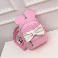 Mickey Minnie Cute Backpack