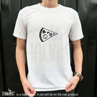 A Piece of Pizza TShirt - Tee Shirt Tee Shirts Size - S M L XL 2XL