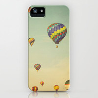 Floating in Space iPhone Case by Eye Poetry | Society6