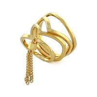 Women's Vince Camuto 'Super Fine' Stackable Rings