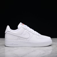 spbest AIR FORCE 1 `07 QS  SWOOSH PACK  - WHITE