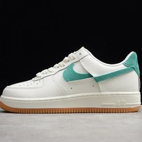 Nike Air Force 1 Low Af1 Vandalized Green/ Blue Sneakers - Best Online Sale