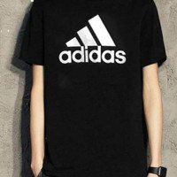 """Adidas""Fashion Casual Special Style Short Sleeves"