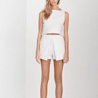 KATE STRUCTURED SHORT