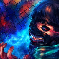 Tokyo Ghoul Decoration Canvas poster