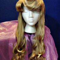 Disney's Princess Aurora Sleeping Beauty Inspired Boutique Wig Classic Style