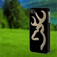 10186 Browning - iPhone 5 Case