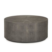 """Tabbart 36"""" Round Cylinder Coffee Table"""