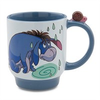 Disney Eeyore Coffee & Tea Mug with Snail on the Handle