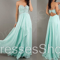Long Prom Dresses, Strapless Prom Gowns, Long Bridesmaid Dresses, Long Evening Dresses, Backless Evening Gowns, Cocktail Dresses Custom
