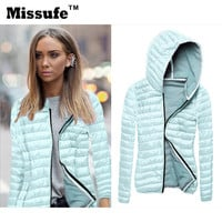 2016 Camouflage Floral Print Casual Slim Women Basic Coat Zipper Bomber Jacket Street Fashion Outfit  Autumn Winter Jackets