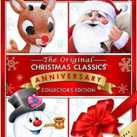 Christmas Classics Gift Set (Blu Ray) (Repackaging 2015/Ff/1.33:1/2Discs)