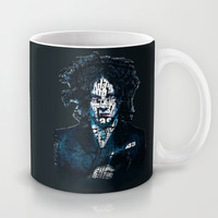 Typo-songs Jack White Mug by Daniac Design