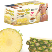 AM Tiny Waist - Morning - Pineapple Diuretic Tea