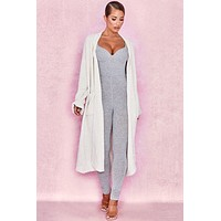 fhotwinter19 Explosive autumn and winter new style women's fashion plush knitted long cardigan