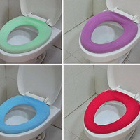 Toilet Seat Cover, Bowl and 20 (2x3) Yoni Steam Packs