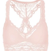 Lace Crop Top - Lingerie - Clothing