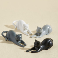Every Moment Pounce Magnet Set | Mod Retro Vintage Desk Accessories | ModCloth.com