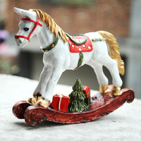 Resin Animal Christmas Decoration Home Decor [6282305670]