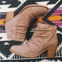 FALL in LOVE Booties