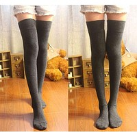 Thigh High Socks Overknee Stockings Girl's Hosiery From DEAL REAL