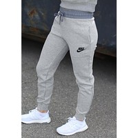 """Nike"" tide brand casual fashion women's sweatpants F"