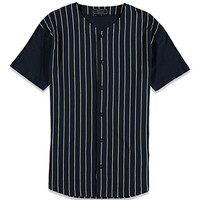 Striped Baseball Shirt