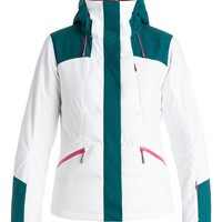 Flicker Snow Jacket 889351143600 | Roxy