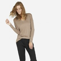 The Luxe Sweater V-Neck