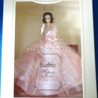 2003 Barbie in the Pink Hallmark Retired Ornament