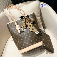 Louis Vuitton Multi-function versatile large-capacity one-shoulder diagonal handbag 3#