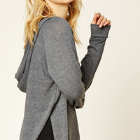 Contemporary Hooded Sweater