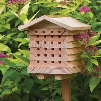 The British Horticulturist Bee House
