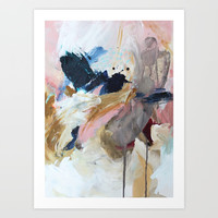 the only one Art Print by Jennifer Gauthier