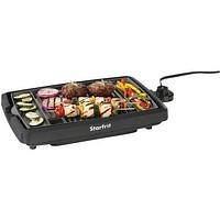 The Rock By Starfrit Indoor Smokeless Electric Bbq Grill