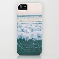 Wave iPhone & iPod Case by Thecrazythewzrd