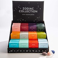 GEO CENTRAL ZODIAC COLLECTION MINI STONEPACK ASSORTMENT