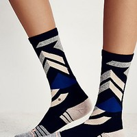 Stance Womens Off Sides Crew Sock