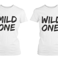 Mild One and Wild One BFF T-Shirts - 365 Printing Inc