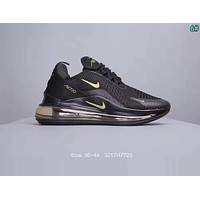 Air Max 270 NIKE Classic Fashion Women Men Multicolor Breathable Sport Running Shoes Sneakers 6#
