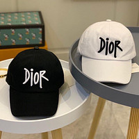 Christian Dior embroidered pattern letters Bucket hat Cap-5