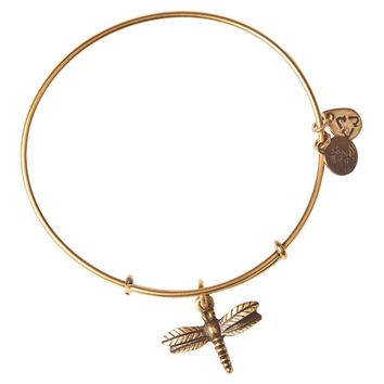 Dragonfly Charm Bracelet | Alex and Ani