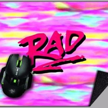 Just a Rad Mousepad