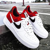 Samplefine2 Nike Air Force 1 AF1 Fashion Women Men Leisure Running Sport Shoes Sneakers