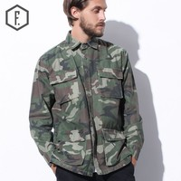 Winter Men's Fashion Bags Camouflage Jacket [8822221315]